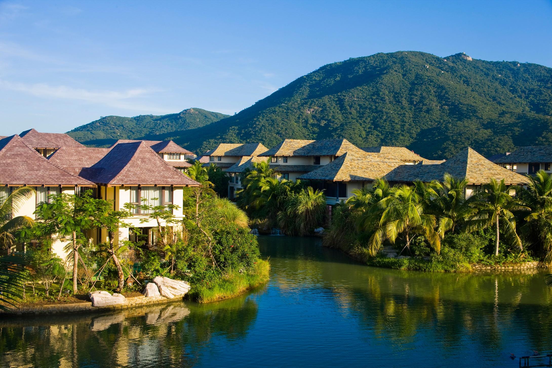 中国最美的30个地方